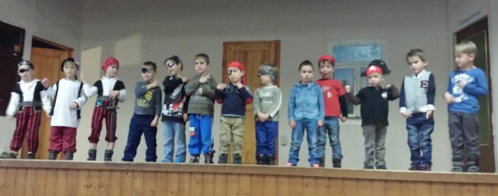 Weihnachtsfeier 2014 -Bambini-