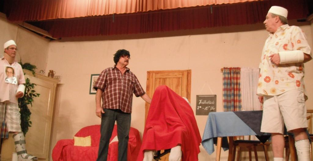 Viele Grüße aus Mallorca - Theaterstück 2013