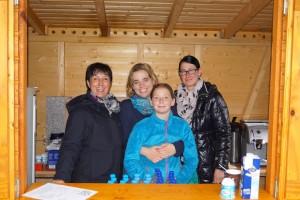 Die 4 Damen vom Grill (TSV-Sportfest)