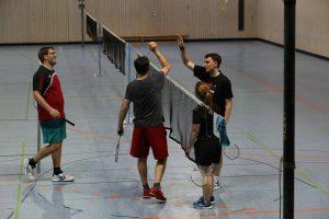 Badmintonturnier